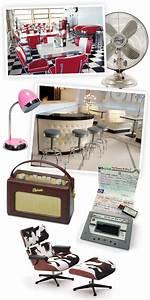 Objet Vintage Deco : ordinary objets deco annees 50 6 objet et mobilier ~ Teatrodelosmanantiales.com Idées de Décoration
