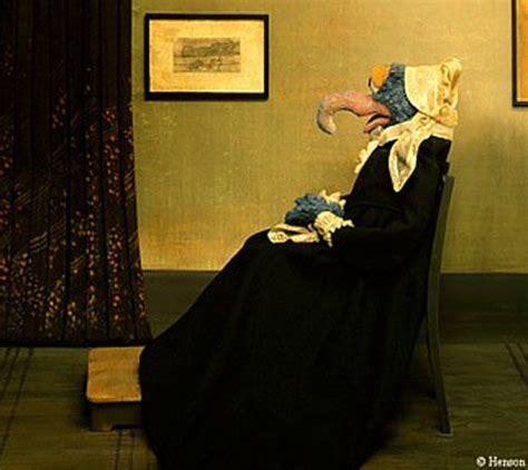 whistlers mother dryden art