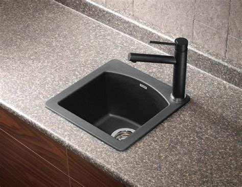 Diamond Mini Bar Sink In Silgranit  Sinks Other