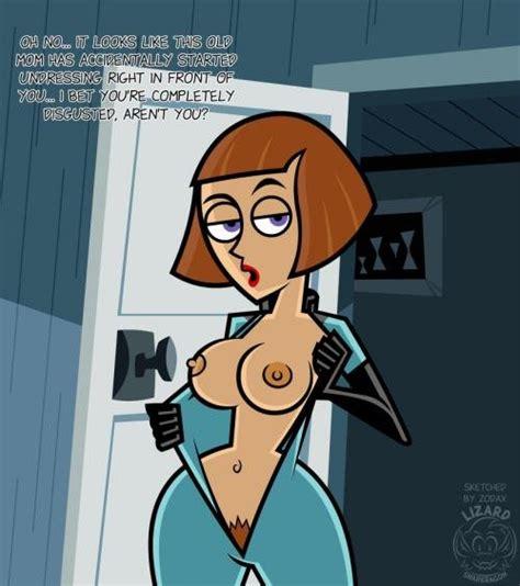 danny phantom mom
