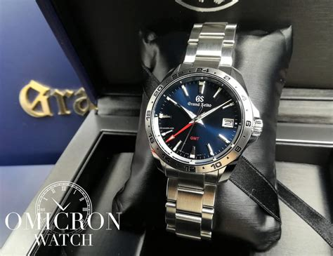grand seiko sbgn hk  chrono