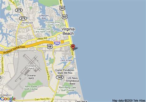 map  springhill suites virginia beach oceanfront