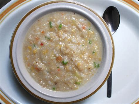 porridge recipe chichi s chinese multi grain congee serious eats