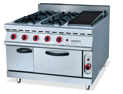 Herd Ofen Kombination by High Quality Four Lava Rock Gas Oven Combination Furnace