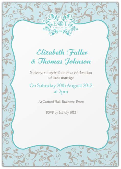 Wedding Invitation Wording & Etiquette