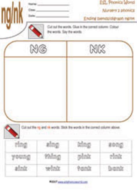 ending blend worksheets two letter blend phonics worksheets