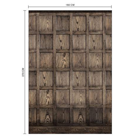 panneau d 233 coratif trompe l œil carr 233 s de bois rebel walls au fil des couleurs