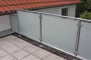 Preis Betonplatten 40x40 : balkongel nder aus feuerverzinktem vierkantrohr und ~ Michelbontemps.com Haus und Dekorationen