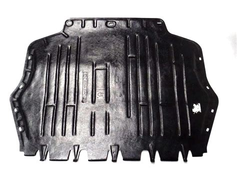 engine cover undertray noise insulation audi  vw golf