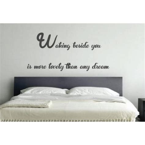 Waking Up Beside You Quotes