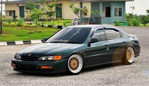 Modifikasi Honda Accord by Modifikasi Mobil Honda Accord Cielo Bekas Elegan