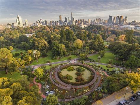 A Guide To Melbourne's Royal Botanic Gardens