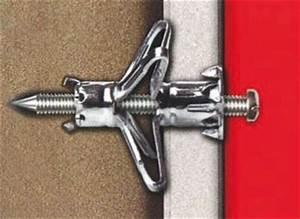 Poser Cheville Molly : molly chevilles autoforeuses moplac smh 8x35 5 mm sans ~ Premium-room.com Idées de Décoration