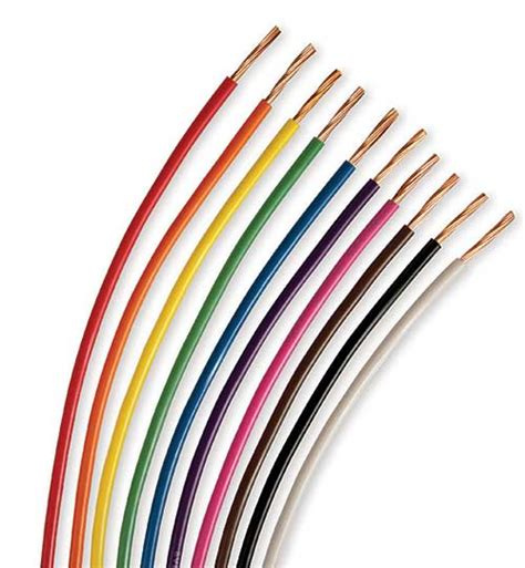 Home Wiring Color Yellow by Automotive Primary Wire 8 Awg 500ft Spool