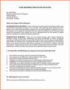 medical case study examplescase study outline example With sample medical case study template