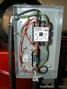 Wiring 220 Air Compressor Pressure Switch
