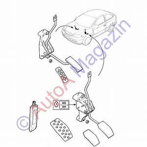 pedala acceleratie cu senzor astra g z16se autoa magazin With p0105 opel astra g