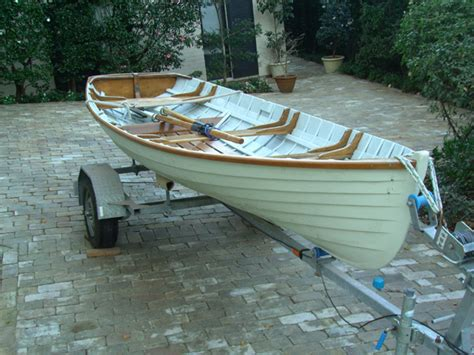 Vintage Rowing Boats For Sale by Row Boat Sold Wooden Boat