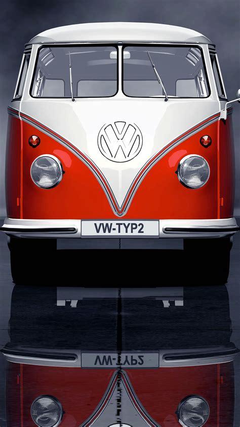 volkswagen combi wallpaper  iphone