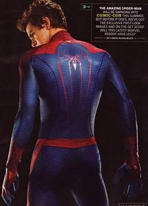 The Amazing Spider-Booty Starring Andrew Garfield | The ...