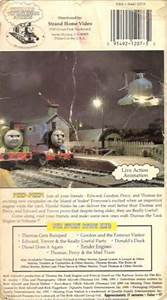 Image - Bumped.jpg - Thomas the Tank Engine VHS Covers ...