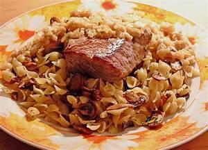 Nudeln Und Co : axels filetsteak mit nudeln und steinpilzen rezept mit ~ Lizthompson.info Haus und Dekorationen