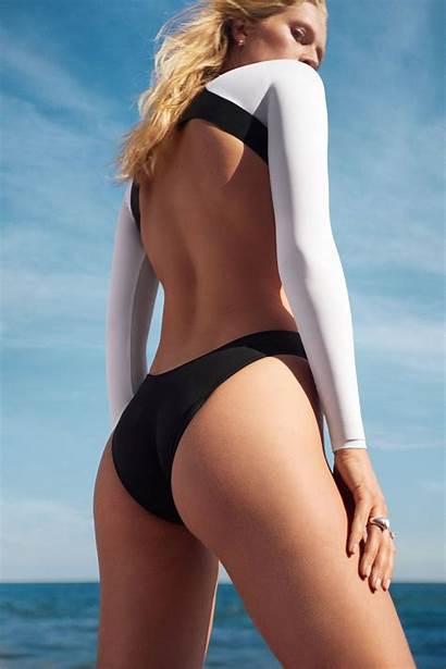 Toni Garrn Swimwear Bikini Swim Allsisters Campaign