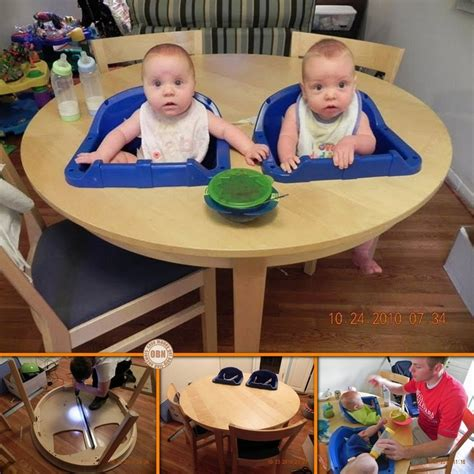 diy twin high chair  owner builder network
