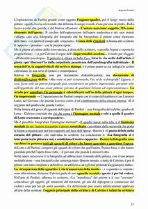 Riassunto Esame Questioni Di Letteratura Italiana