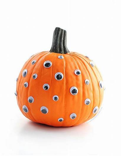 Pumpkin Googly Easy Eyes Eye Halloween Decorating