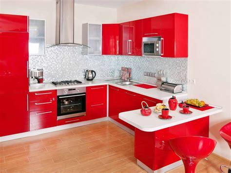 Island Trolley Kitchen - cómo elegir el color de la cocina