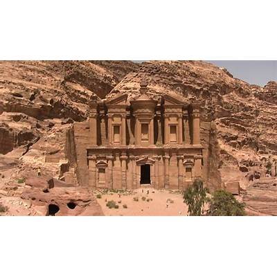 The Ancient City of Petra Jordan in HD - YouTube