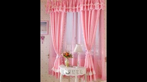 ver modelos de cortinas cortinas decoraci 243 n habitaci 243 n de ni 241 as youtube