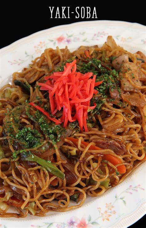 japanese yakisoba recipe video seonkyoung longest