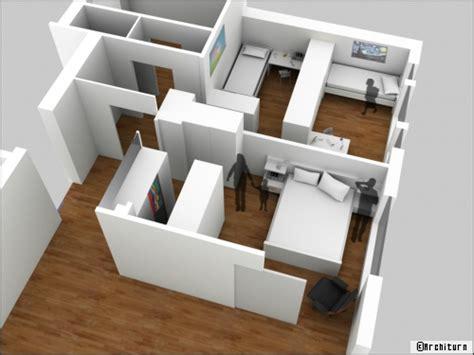 plan cuisine 12m2 une chambre en plus en quelques clics travaux com