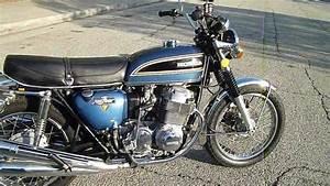 Honda Cb 750 Four : 1975 honda cb 750 four youtube ~ Jslefanu.com Haus und Dekorationen