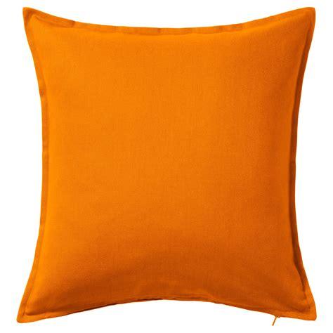 pillow covers ikea gurli cushion cover orange 50x50 cm ikea