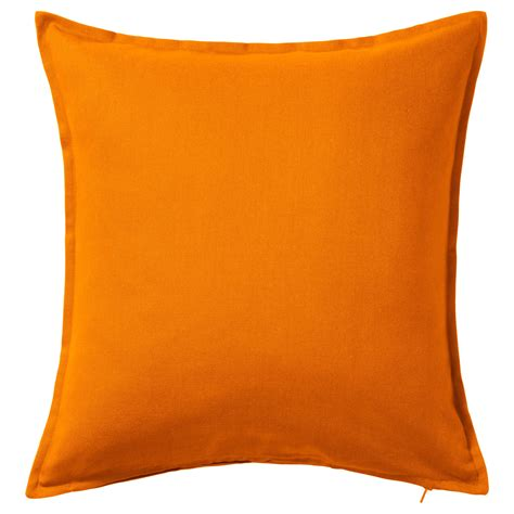 Gurli Cushion Cover Orange 50 X 50 Cm Ikea