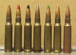 Ammunition for Armor-Testing NATO 7.62mm x 51