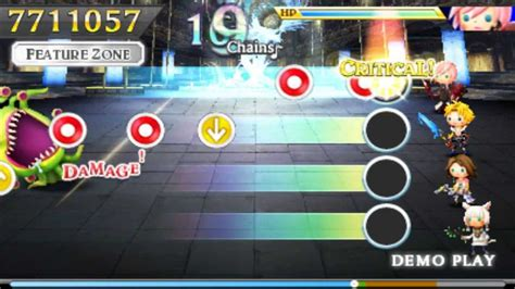 theatrhythm curtain call stats theatrhythm curtain call demo all songs on