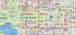 National Mall Map in Washington, D C WhereTraveler
