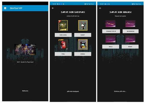 So, most of the players do not have the ability to buy those. Tool Skin Pro Mod Apk / Tool Skin Apk V1 5 Download For ...
