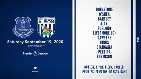 Watch Everton vs West Brom Live Streaming Match Online ...