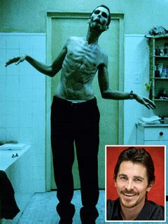 Christian Bale Could Super Skinny Again For His Next