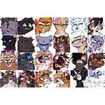 Warrior Cats Deviantart Icons Iyd Cat Icon