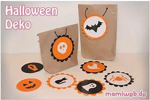 Halloween Deko Basteln : halloween deko ~ Lizthompson.info Haus und Dekorationen
