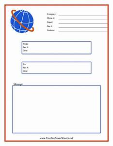 globe fax cover sheet fax cover sheet at freefaxcoversheetsnet With fax cover sheet net