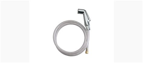 Kohler Brushed Nickel Kitchen Faucet by Standard Plumbing Supply Product Kohler K Gp1021724 Bn