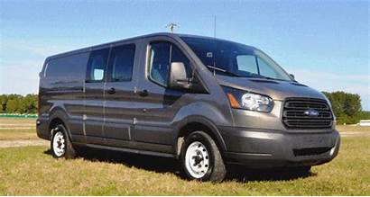 Transit Ford Cargo Low Roof Ecoboost 4k