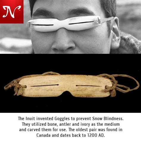 17 Best Images About Eskimo Inuit Sunglasses On